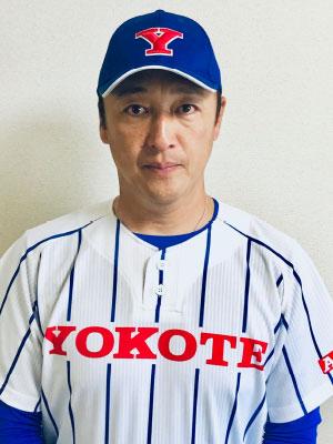 副指導部長 大澤 覚(おおさわ さとる)